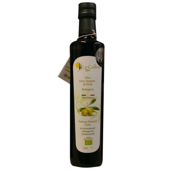 Le Colline BIO Olivenöl Extra Vergine (0,5 l)