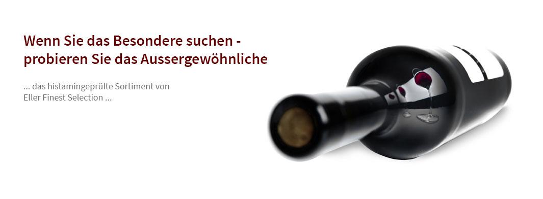 Histamingeprüfte-Weine,-Sekt,Secco,-Olivenoel-und-Essig